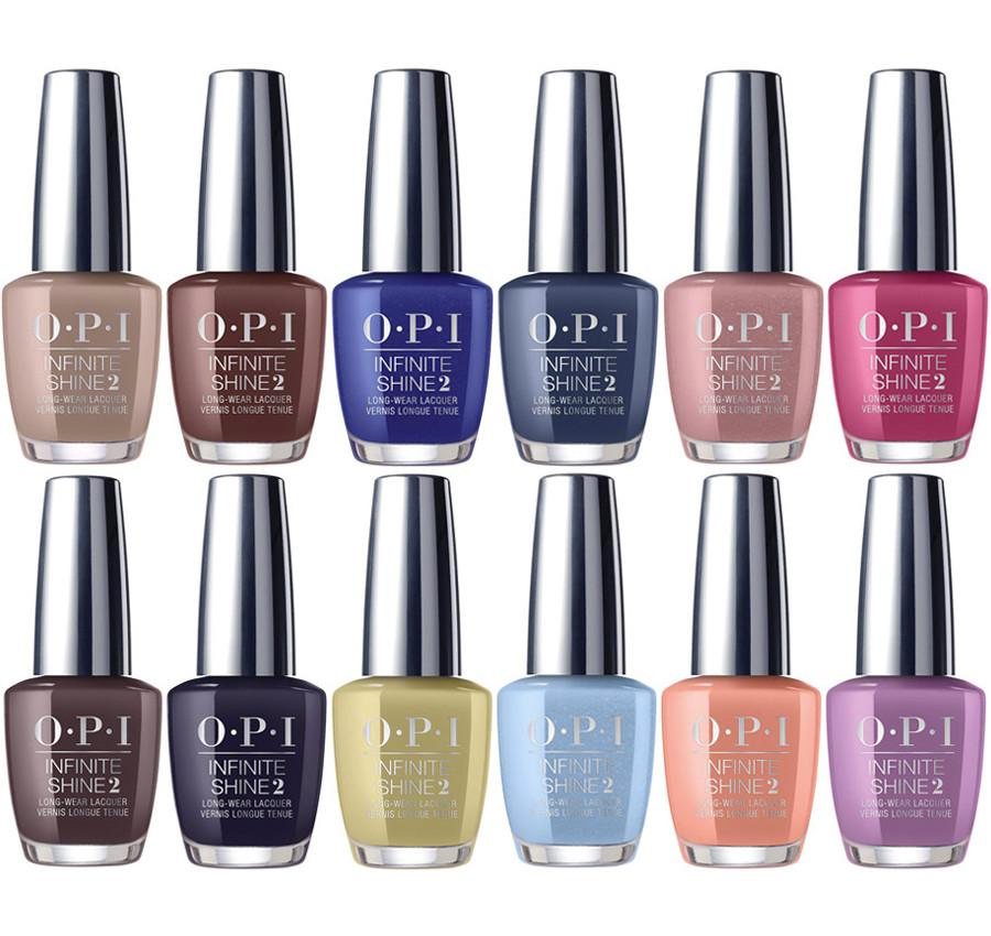 OPI Iceland Collection | Canadian Beauty