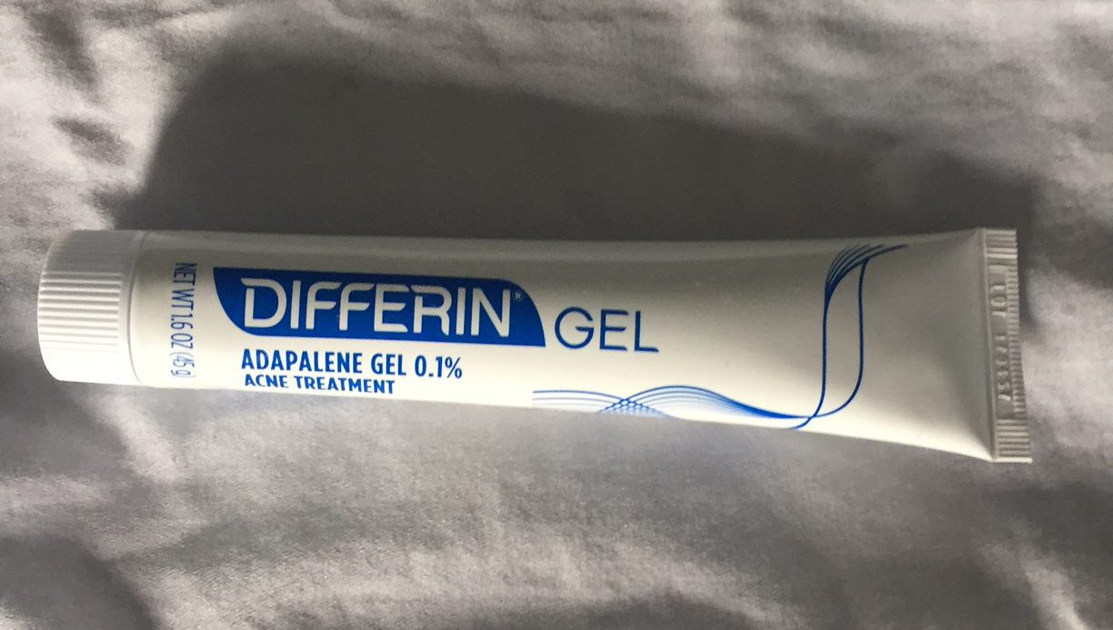 Differin Gel Review Canadian Beauty