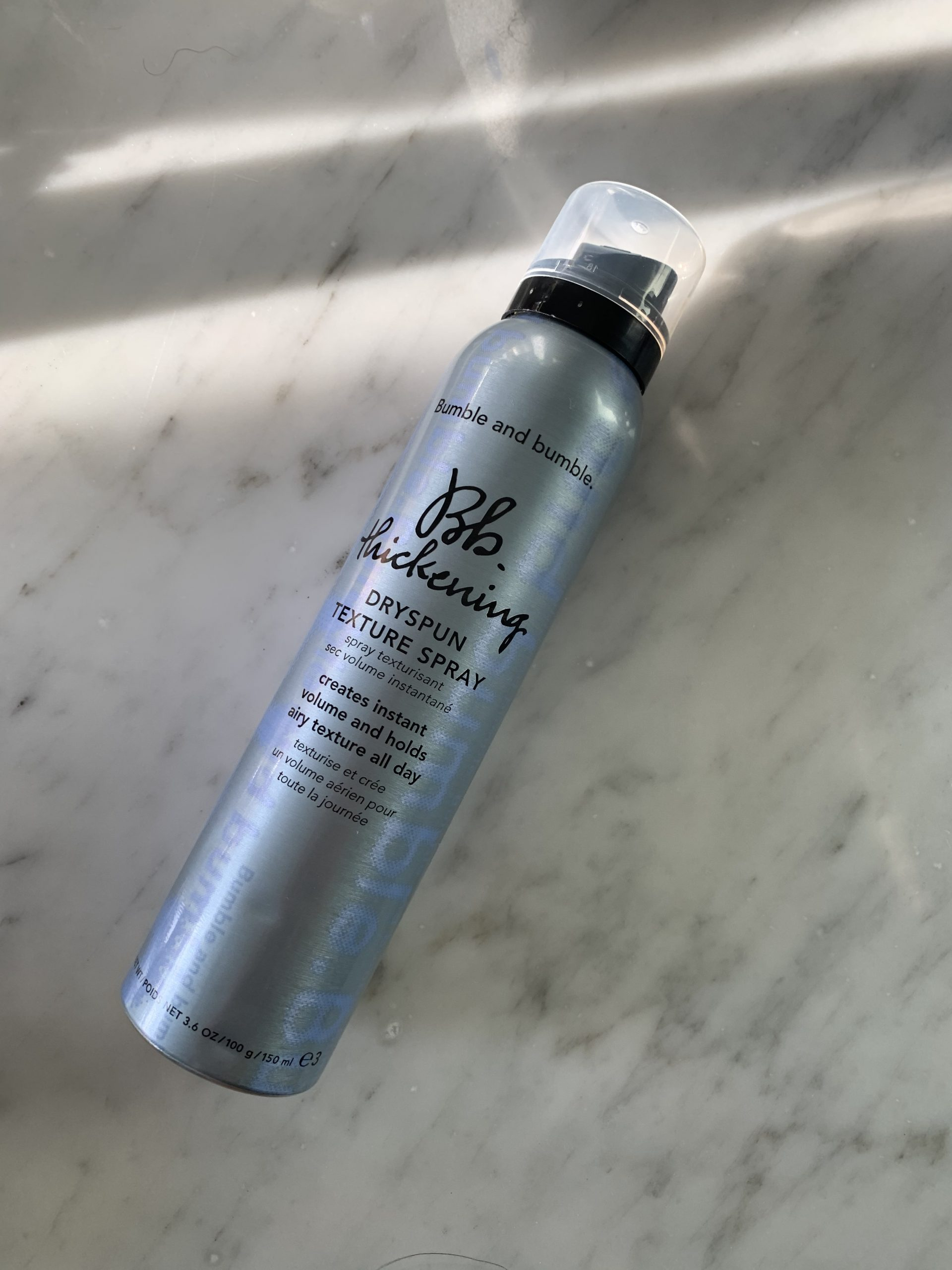 Bumble And Bumble Thickening Dryspun Texture Spray Canadian Beauty