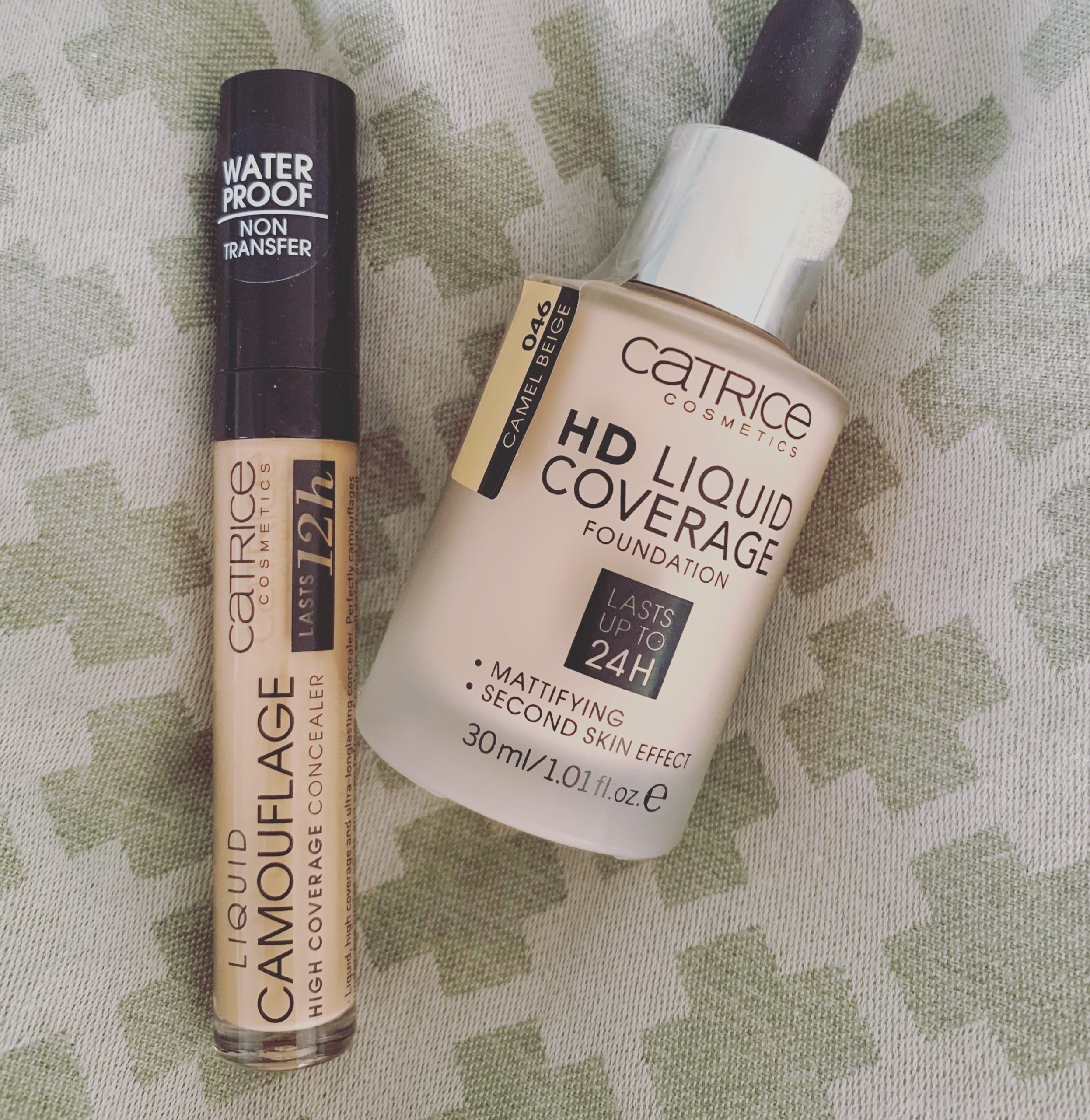Catrice Cosmetics Hd Liquid Coverage Foundation Review Canadian Beauty